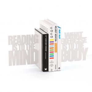 Sujeta libros doble Mind exercise