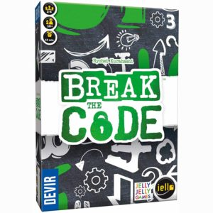 Break the code · castellano
